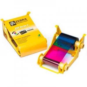 Zebra Color Ribbon Image